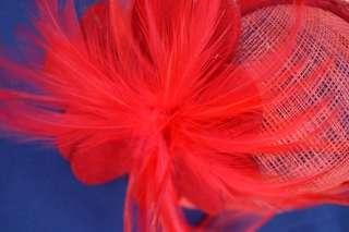 C199 BIBI VOILETTE MARIAGE PLUMES BLEU ROUGE NOIR