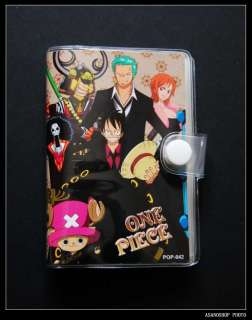 One Piece Manga Porte Carte Patique Luffy Chopper ワンピース