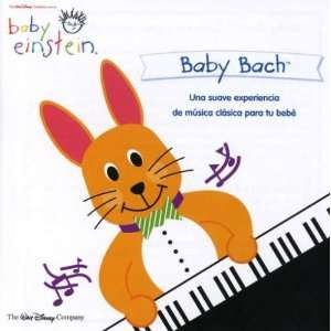 Baby Einstein Baby Bach Music