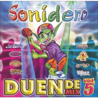 Duende Mix Sonidero, Vol. 5.Opens in a new window