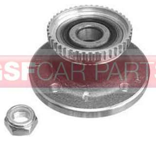 Wheel Hub & Bearing Kit Rear RENAULT MEGANE Scenic 97 99