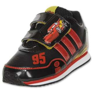 NEW Toddler Boy ADIDAS Cars 2 Lightning McQueen Sneakers Shoes Size 5