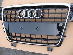 Audi A4 B8 original S Line Kühlergrill S4 Grill mit PDC