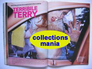 ,Terry Richardson,Roberta Mancino,Uma Thurman,Joe R Lansdale