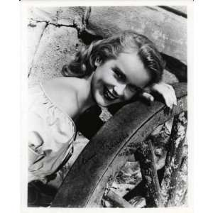 Anne Francis Publicity Photo Anne Frances  Books