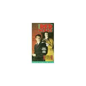 Red Menace [VHS]: Robert Rockwell, Hannelore Axman, Betty
