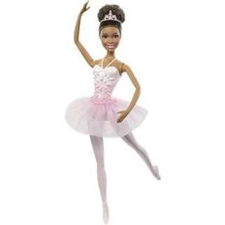 Mattel Pink Ballerina African American Barbie Doll W2926 in Dolls