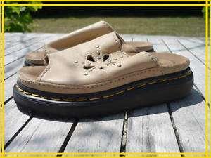 DR MARTENS DOC MARTINS Chaussures cuir mules sandale 33