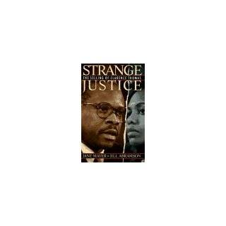 Strange Justice The Selling of Clarence Thomas by Jane Mayer and Jill