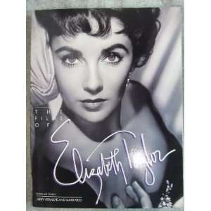 The Films of Elizabeth Taylor (Film books) (9780806511511
