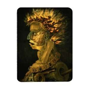 Fire, 1566 by Giuseppe Arcimboldo   iPad Cover (Protective