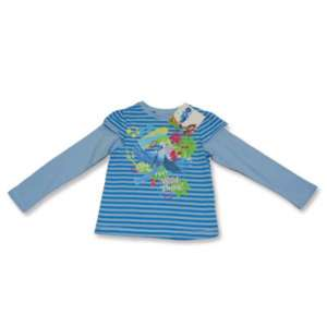 Genuine Girls Long Sleeved Rio movie shirt Sz 2,3,4,5