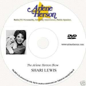 Shari Lewis/Lamb Chop TV Interview (30 Minutes) DVD
