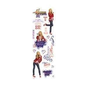 Sandylion Hannah Montana Dimensional Glitter Stickers