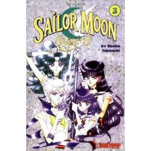 Sailor Moon Supers, Vol. 3 [Paperback]: Naoko Takeuchi: Books