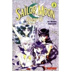 Sailor Moon Supers, Vol. 3 [Paperback]: Naoko Takeuchi: Books