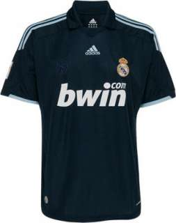 Real Madrid adidas Away Jersey
