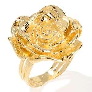 Noa Zuman Jewelry Designs Rose Ring