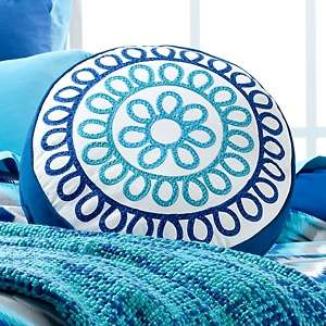 Happy Chic by Jonathan Adler Chain Stitch Pillow
