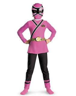 Pink Power Ranger Costume  Kids TV & Movie Halloween Costumes