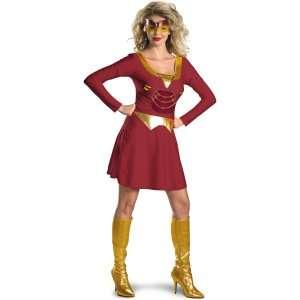 Iron Man 2 (2010) Movie   Iron Woman Classic Adult Costume, 69916