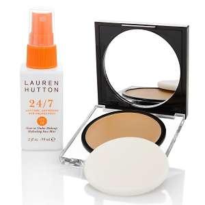 Lauren hutton makeup