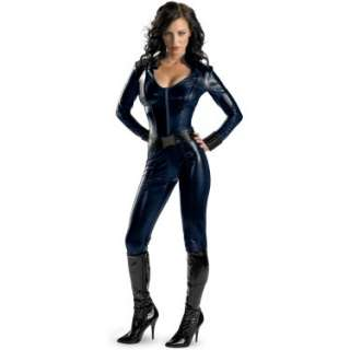 Halloween Costumes Iron Man 2 (2010) Movie   Black Widow Sexy Adult