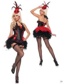 Moulin Rouge  Wholesale Dancers Halloween Costumes for Sexy Costumes