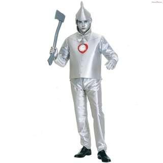 Wizard of Oz   Tin Man Plus Adult Costume