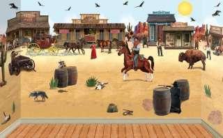 Wild West Scene Kit     1629663