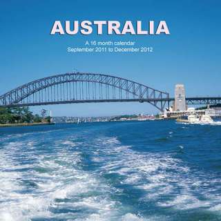 Australia 2012 Wall Calendar 1617911127