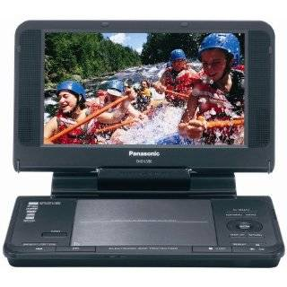 Panasonic DVD LS86 8.5 Inch Portable DVD Player
