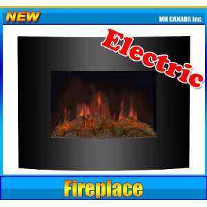 25 Wall Mount Electric Fireplaces Heater Warmth
