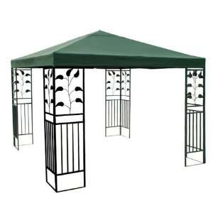 10 Ft Feet Outdoor Lawn Patio Garden Canopy Gazebo Top Replacement