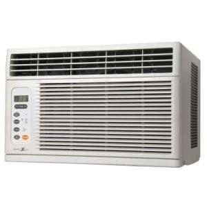 BTU Electronic Room Air Conditioner with Remote