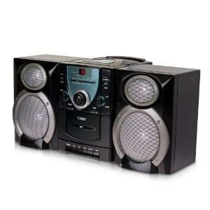 SYSTEM CD 1CASSETTE DUAL VOLTAGE RECORDER (CXCD400)
