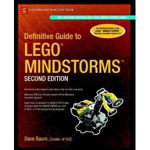 Definitive Guide to LEGO MINDSTORMS (text only) 2nd(Second