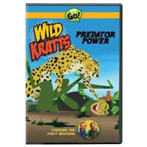 Wild Kratts: Jungle Animals: Martin Kratt, Chris Kratt