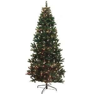 Pine Artificial Christmas Tree   Multi Lights