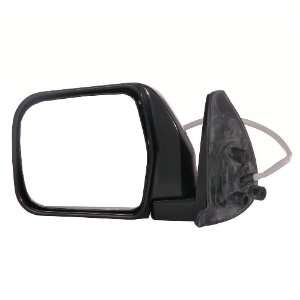 Replacement Electric Outside Rearview Mirror   Driver Side Automotive
