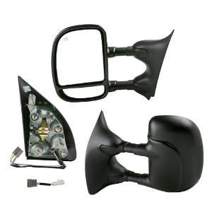 F250/F350 PICKUP POWER HEATED TOWING MIRROR (DRIVER SIDE) Automotive