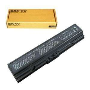 Bavvo New Laptop Replacement Battery for TOSHIBA Satellite