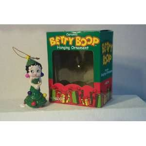 Betty Boop Ceramic Hanging Ornament