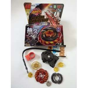 Beyblades, Invincible Super Flawless Combined Toys Set,Real Picture
