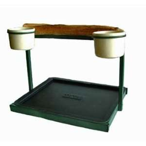 Table Top Bird Stand by Mango Pet   Made in the USA Pet