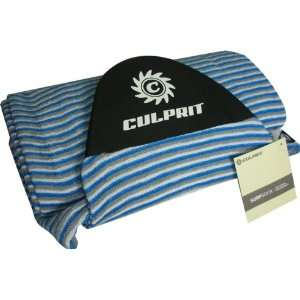 Culprit Surf Protector Surf Board Sock  Blue/Grey/White