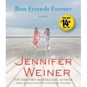 Best Friends Forever A Novel [Audio CD] Jennifer Weiner Books
