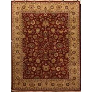 Org Antiqued Jaipur Jb 907 Red Sand 8 X 10 Area Rug