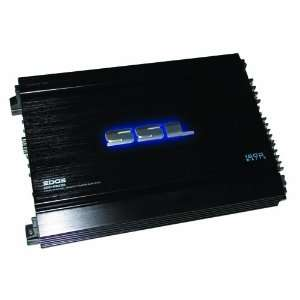 Power Amplifier with Remote Subwoofer Level Control Car Electronics
