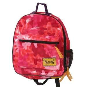 Bazoongi Kids 12108 Camouflage   Pink Backpack: Sports & Outdoors